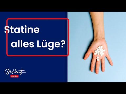Statine (Cholesterinsenker) - Alles Lüge? | Dr. Heart