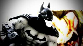 Batman Arkham City Collector's Edition Unboxing