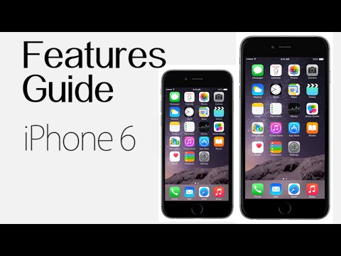 iPhone 6 & iPhone 6 Plus – Complete Features Guide & Overview