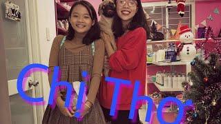 Bông đã gặp được chị Thơ Nguyễn!!! Đi thăm quan shop và AEON mall Bình Dương/ Bông❤️chị Thơ