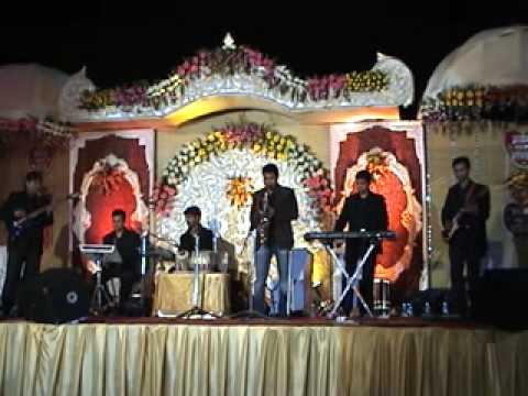Pyar Diwana Hota Hai Kati Patang Instrumental Saxophone by Vikas...