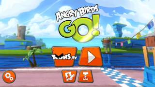 Angry Birds Go - HD Theme Song