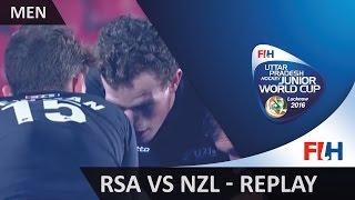 ЮАР : Новая Зеландия