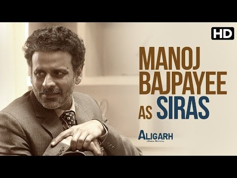Manoj Bajpayee As Siras | Aligarh
