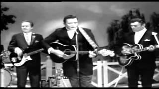 Johnny Cash - Ring of Fire (Official Video) Re-Mastered