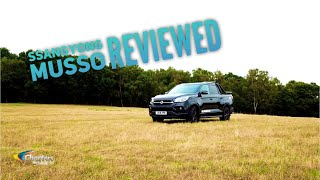 New SsangYong Musso Pickup 2018 | review | Features and Functions