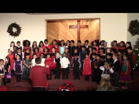 2013 Latham Christian Academy K4/K5 Christmas Program Part 1