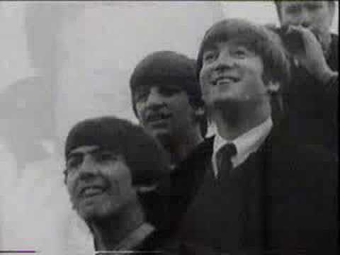 the beatles/ in my life /  Classic music vid.