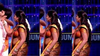 Vijay Tv Serial Heroine hot in Celebration Dance