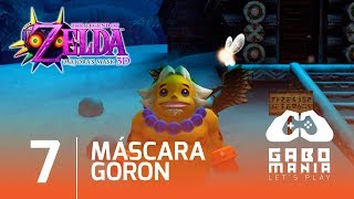 The Legend of Zelda: Majora's Mask 3D en Español Latino | Capítulo 7: Máscara Goron