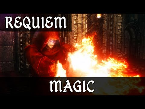 Skyrim Mod: Requiem - Magic
