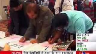 Franchise India 2010 on CNBC Awaz