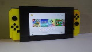 Working Lego Nintendo Switch