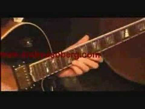 Fast Guitar Solo (2005) Andreas Oberg