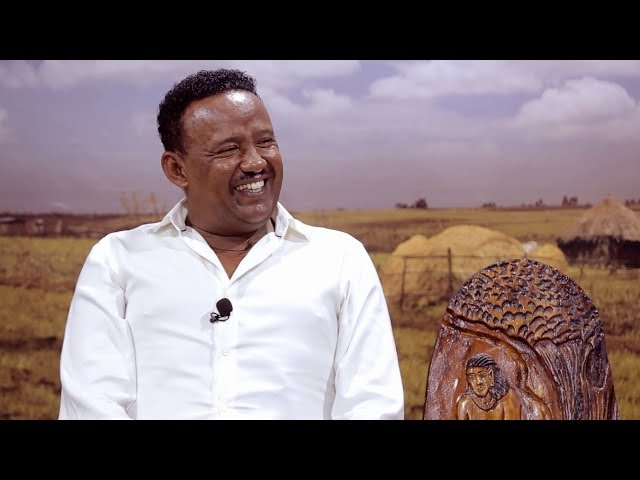 Interview With Artist Shemeles Abera By Comedian Dereje Haile | Tibeb Be Fana