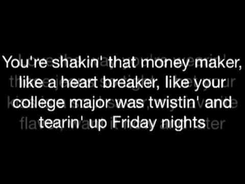 Thomas Rhett   Get Me Some of That Lyrics