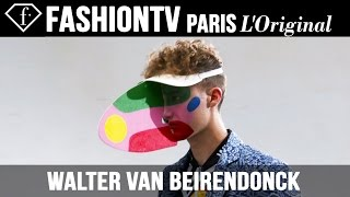 Walter Van Beirendonck Men: Designers Inspiration | Paris Mens Fashion Week Fall 2014 | FashionTV
