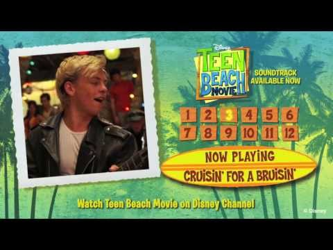 Teen Beach Movie Soundtrack (Official Album Sampler)