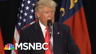 Lawrence's Last Word: President Donald Trump Threats? | The Last Word | MSNBC