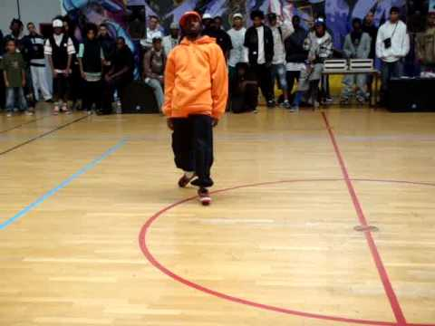 Preselection Who is Who 2008 Hip Hop 2nd Tour
