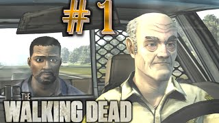 The Walking Dead - Episode 1: Part 1 | DEVOJCICA | ☆ Srpski/Hrvatski/Bosanski Gameplay ☆