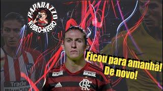 Filipe Luís não aceitou proposta do Flamengo e decisão é adiada por mais 24 horas! Entenda!