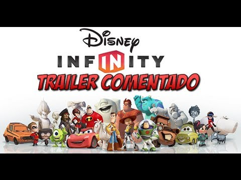 Trailer Comentado - Disney Infinity: Toy Box Hero