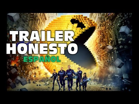 Trailer Honesto- Pixels