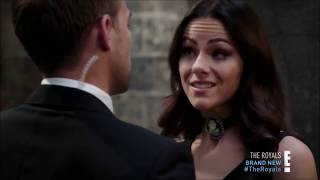 HD Jasper and Eleanor - SEASON 3 ep 5 - part 25 - The Royals 3x05