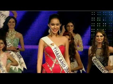 Miss Asia Pacific World 2014 - TOP 7 Finalists Announcement