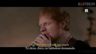 download lagu Ed Sheeran - Shape Of You Sub Español + gratis