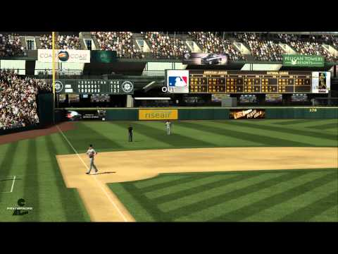 MLB 2K13 Full Game: Astros at Mariners