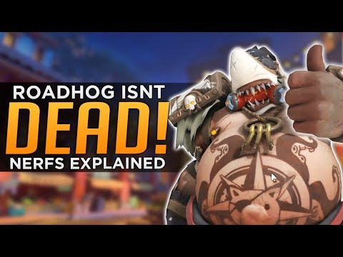 Overwatch: The DEATH Of Roadhog!? - Nerf Misconceptions