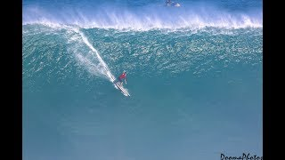 Big Wave Surfing Jaws Peahi Maui 2018 SONY 4K FULL