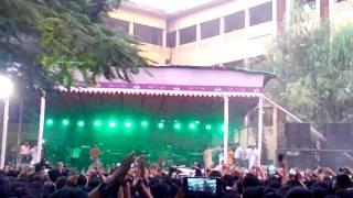 Jagannath University Day -2016, Concert by James, পাগলা হাওয়া