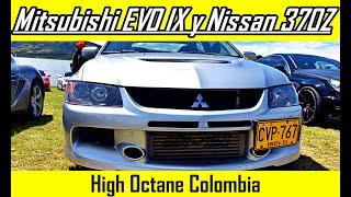 Nissan 370Z  & Mitsubishi Lancer Evolution IX Bogota Colombia  | HOC |