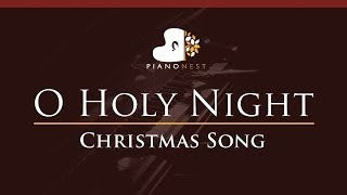 O Holy Night In Ab Christmas Song Piano Karaoke Sing Along