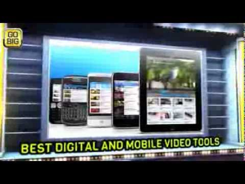 Go Big APPS Mobile Marketing and QR Code Mobile Solution