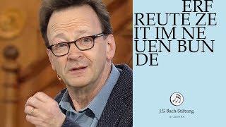 J.S. Bach - Workshop on cantata BWV 83 - Erfreute Zeit im neuen Bunde (J. S. Bach Foundation)