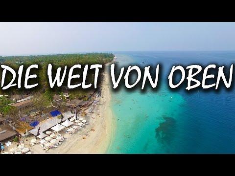 Reisen Mit Drohne - Auf Weltreise Mit Drohne - DJI Phantom Backpacker Weltreise