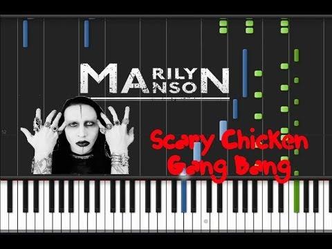 Marilyn Manson - Scary Chicken Gang Bang