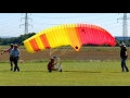 XXXL 7M RC PARAGLIDER GLEITSCHIRM PARAGLIDING FLIGHT DEMO /