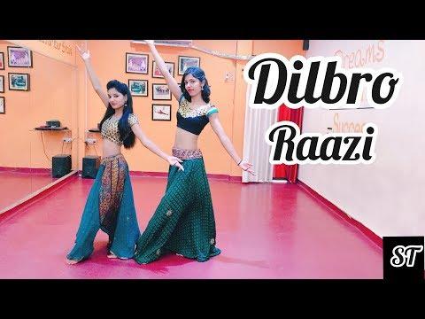 Dilbaro | Raazi | Alia Bhatt | Namita choudhary |  Dance Cover | Shalu Tyagi Dance. thumbnail