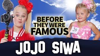 JOJO SIWA    Before They Were Famous   BOOMERANG, DANCE MOMS