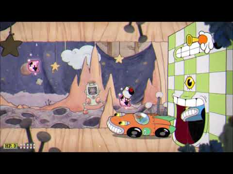 Cuphead Funhouse Frazzle Pacifist