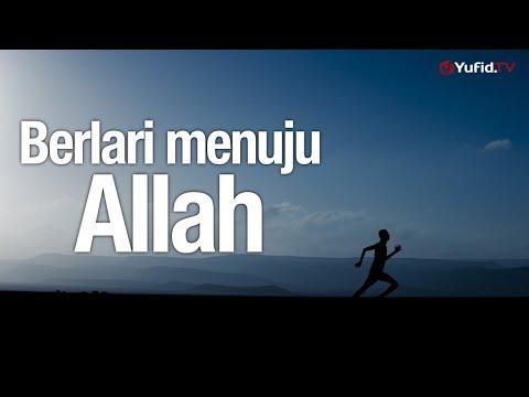 Ceramah Agama :  Berlari Menuju Allah – Ustadz Mubarok Bamualim, Lc., M.HI.