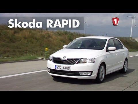 Skoda Rapid. Тест-драйв