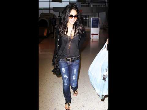 Miley Cyrus And Vanessa Hudgens Style Jeans Youtube