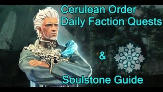 Blade & Soul: Faction Dailies Guide + Soulstone Farming