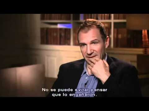 Creating the world of Harry Potter: Ralph Fiennes (Lord Voldemort)